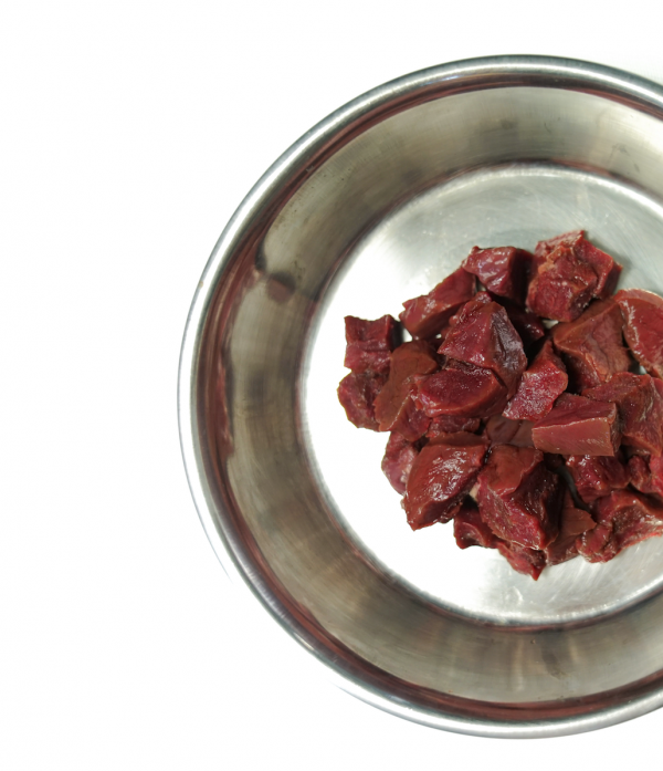 beef heart for cats and dogs